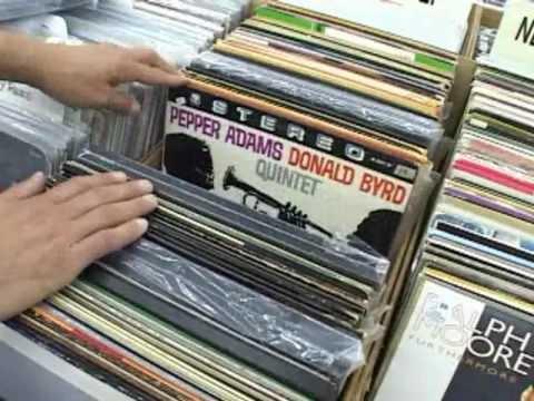Princeton Record Exchange Store Tour: LPs