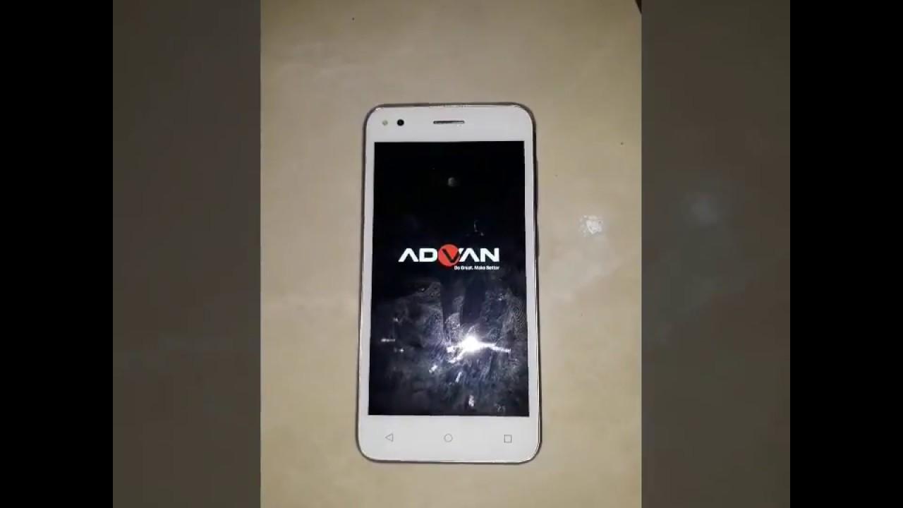 CARA BYPASS Advan I5c no flashing - YouTube