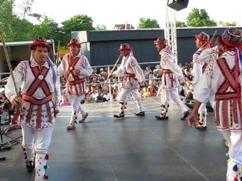 Calusari din Harsesti la OTV 27-06-2010.AVI