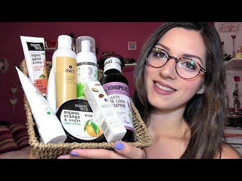 Haul BioEmporioNatura (Organic Shop, Natura Siberica, Neo Bio, Avril e Dr. Konopka's)