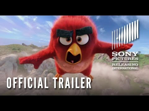 The Angry Birds Movie - Official Trailer -...