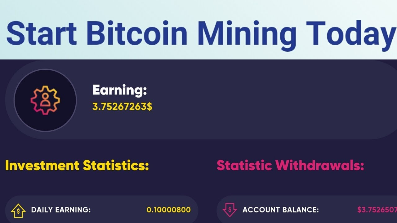 Cryptocurrency free mining sites