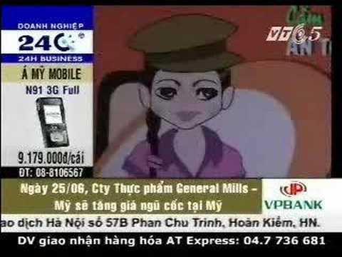 VTC1 Cam Nang An Toan Giao Thong
