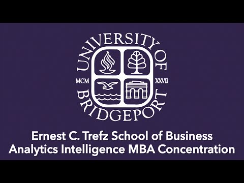 University of Bridgeport: Analytics Intelligence MBA Concentration