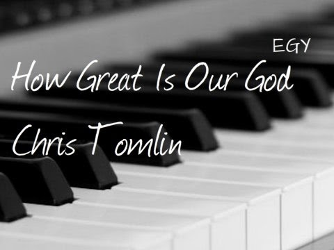 How Great Is Our Cover Chris Tomlin