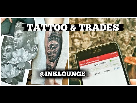 Tattoo & Trading on the go with AstroForex