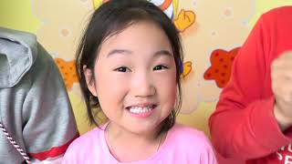 Boram Anak Makan Mie Ayam – Kids Challenge Eat Noodle