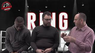 RING TALK - LINUS UDOFIA SPECIAL- February 2018
