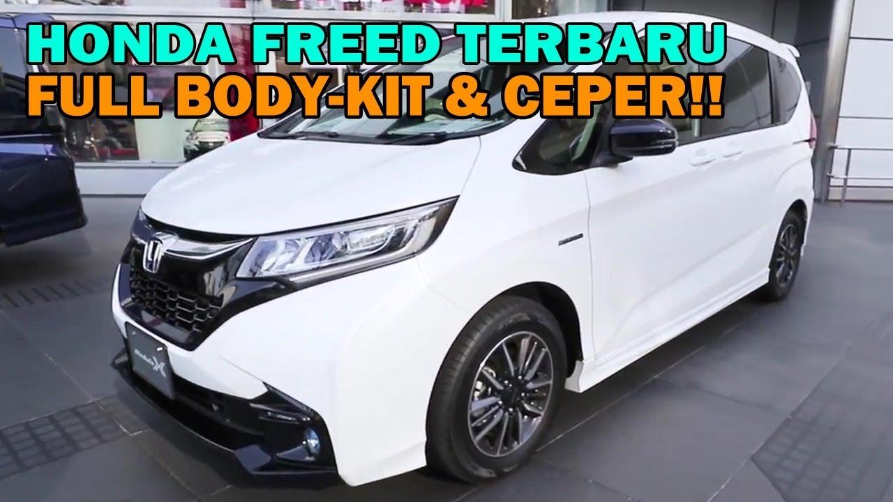 Kelebihan Harga Honda Freed 2018 Spesifikasi
