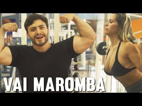 VAI MAROMBA   PARÓDIA VAI MALANDRA - Anitta, Mc Zaac, Maejor ft. Tropkillaz e DJ Yuri Martins