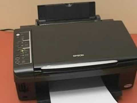 imprimante epson stylus sx205
