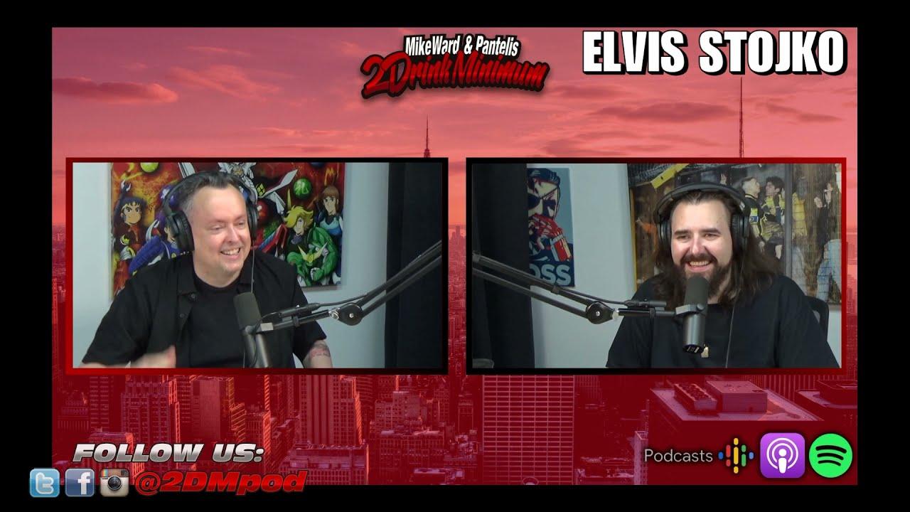 Elvis Stojko (2 Drink Minimum)