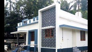 3BHK 870 Sqft House in 3.600 Centsat Kottuvally near Cheriyappilly -  38 Lakhs (Negotiable)