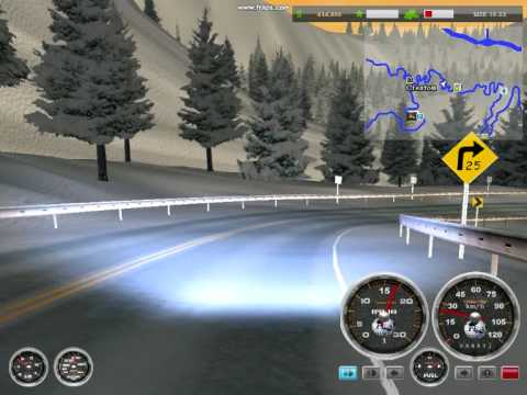 18 WOS Haulin CanadaUSAMexico Map 40 YouTube