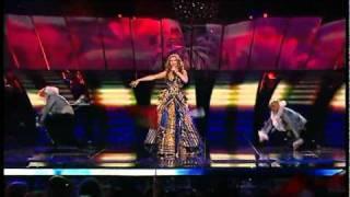 ESC 2005 - Belarus - Angelica Agurbash - Love me tonight [HQ]
