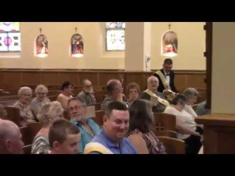 Fr. Todd Thibault Installation Mass  7-20-19