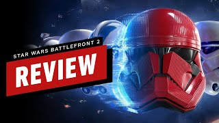 Star Wars Battlefront 2 Review (2019) (Video Game Video Review)