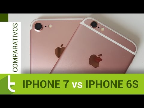 Comparativo: iPhone 7 vs iPhone 6s | Review do TudoCelular