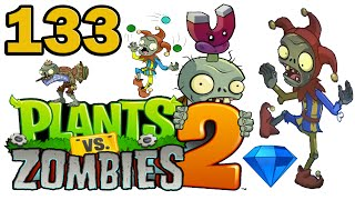 ч.133 Plants vs. Zombies 2 - Dark Ages - Day 20