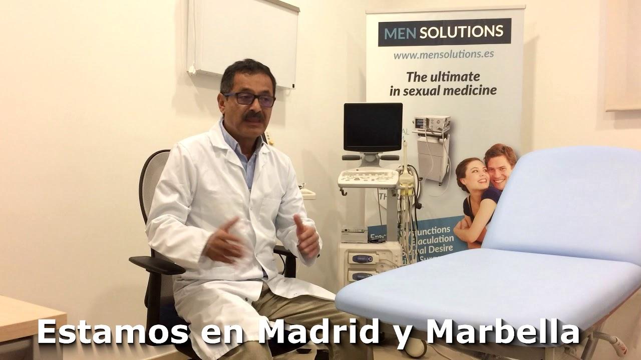 PRP para la disfunción eréctil en México