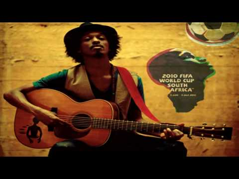 Music- K'naan - Give me freedom (give me fire) Offical World Cup song 2010