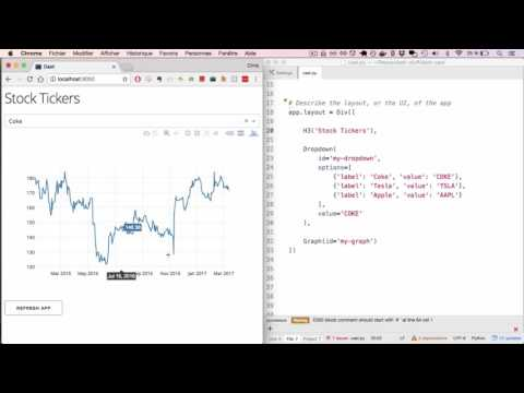 3D JavaScript Chart in 5 minutes | Plotly js Tutorial - YouTube