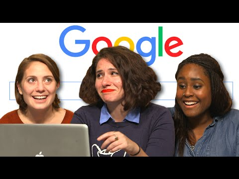 Girls Answer The Most Common Questions Guys Google About Girls