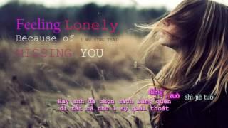 Bởi Vì Nhớ Anh Nên Cô Đơn | 因为想你才寂寞 | Ngô Anh Tử