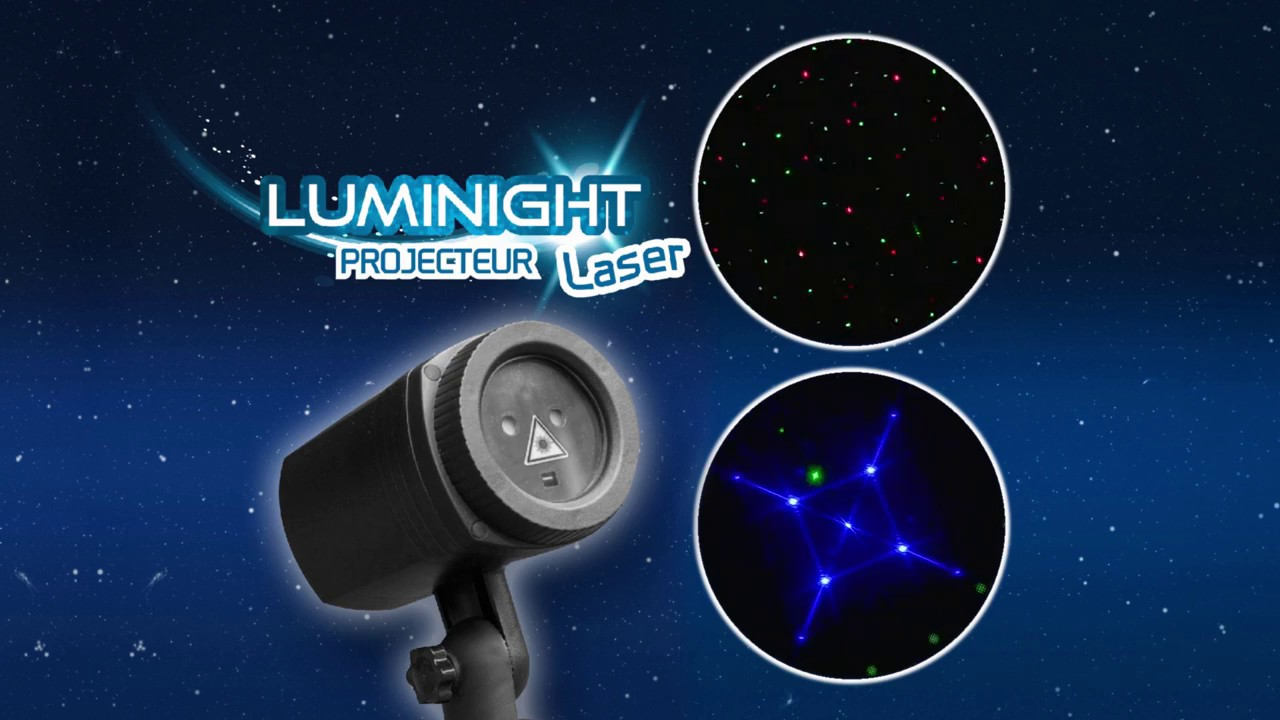 projecteur laser d co murale gifi youtube