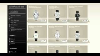 WRIST WATCH BRANDS I LOATH - Mont Blanc Luxury Wrist Watches