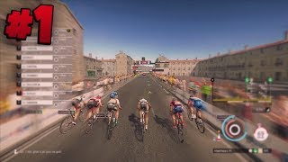 Le Tour De France 2018 PS4 | Sunweb #1 - WE BACK!! (Playthrough English Gameplay EP1)