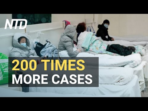 Harbin Has 200 Times More Cases Than The Official Number | NTD