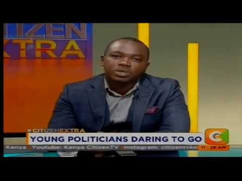 Young Politicians Daring To Go #CitizenExtra
