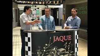 Alcalde de La Ceja Elkin Ospina estuvo en JAQUE, parte 2
