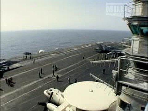 Top Ten Fighting Ships: Nimitz Aircraft Carrier