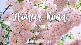 Baixar FLOWER ROAD/WAY - SEJEONG (combined keys ver. - USE HEADPHONES)