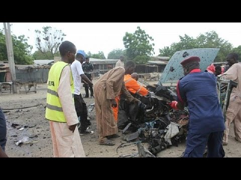 Bomb blast in Nigeria kills 18
