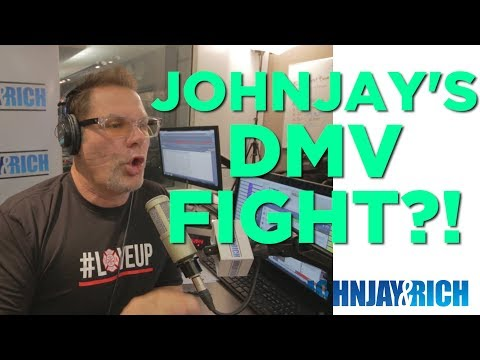 In-Studio Videos - Johnjay Almost Fought A Convict at the DMV!