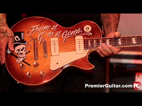 Rig Rundown - Social Distortion's Mike Ness & Jonny Wickersham [2015]