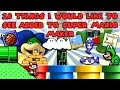 10 Things I Would Like to See Added to Super Mario Maker {Update}