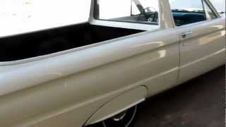1961 Ford falcon Ranchero, restored, runs and looks good, for sale in Texas
