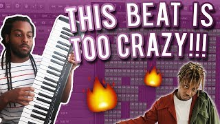 How to Make a JUICE WRLD Type Beat (Making a beat for Juice Wrld From Scratch in Logic Pro X)