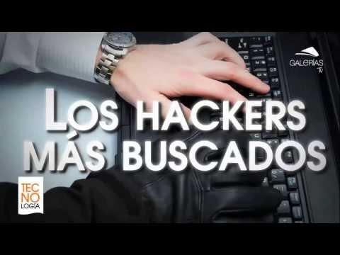 Los hackers más buscados