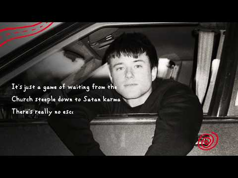 Alec Benjamin - Outrunning Karma [Official Lyric Video]