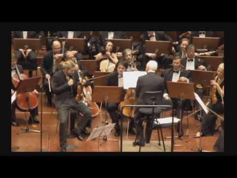 Дэвид Гарретт и Национальный филармонический оркестр России, дирижер - Владимир Спиваков