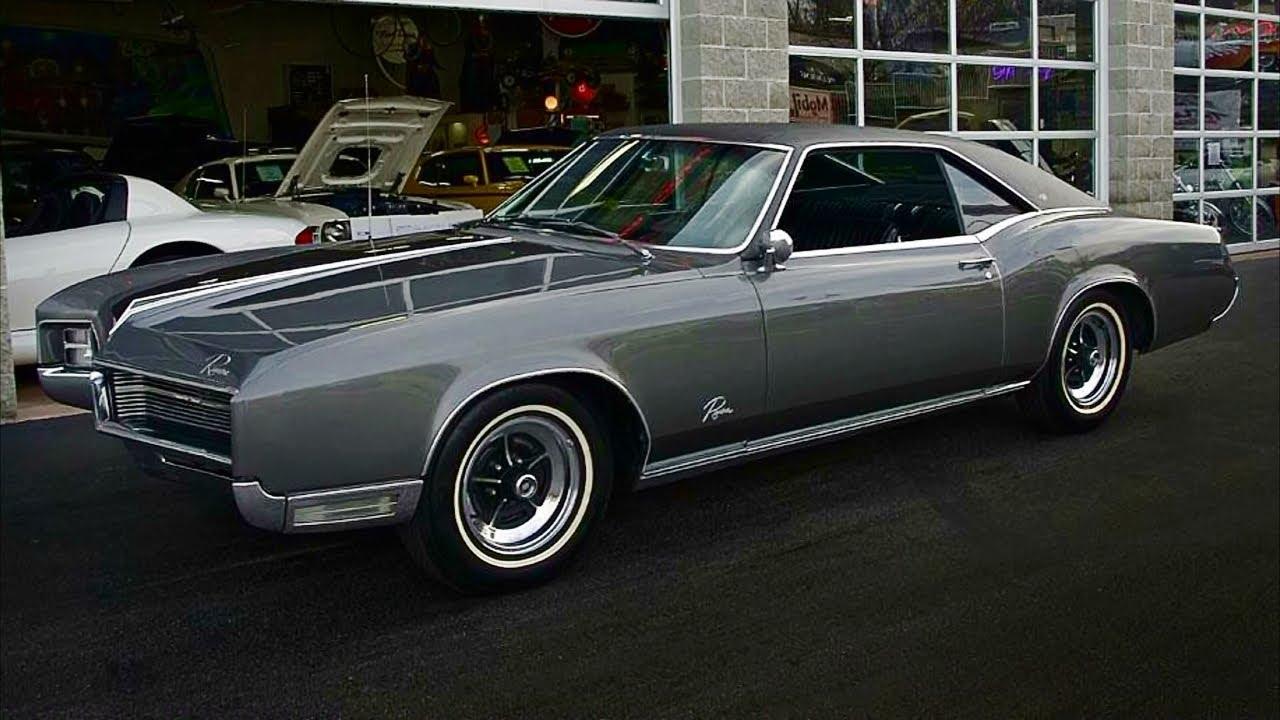 1967 Buick Riviera 430 Wildcat V8 360 HP - YouTube