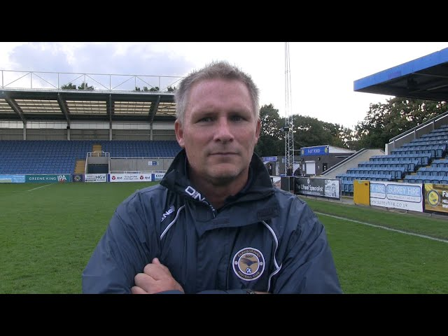 2020-10-03 | Farnborough vs Tonbridge Angels | Spencer Day Post-Match Interview