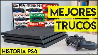 ¡MEJORES Trucos de la HISTORIA PS4! RECOPILATORIO de Hacks y Tips PlayStation 4 (2018/2019)