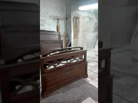 Производство кроватей г  Муром Массив Мебель