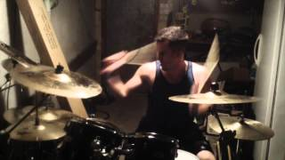 """What Are You Waiting For"" by Disturbed Drum Cover"